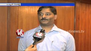 Telangana government to solve cement problems in the state - V6NEWSTELUGU
