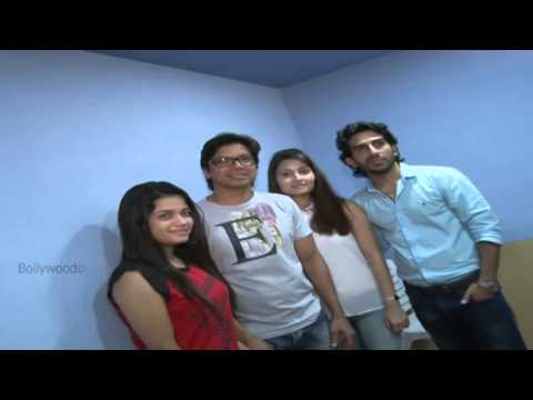 Hindi comedy movie ATRANGI with singer Shaan Song Recording