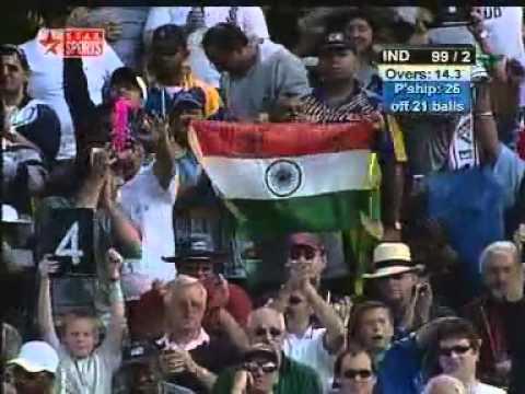 Sachin Tendulkar 113 vs Sri Lanka Bristol 2002