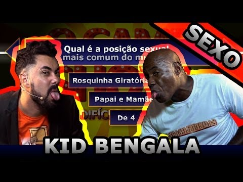 O Game Show Mais Difícil do Mundo - Kid Bengala