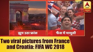 FIFA World Cup 2018: These two pictures went VIRAL - ABPNEWSTV
