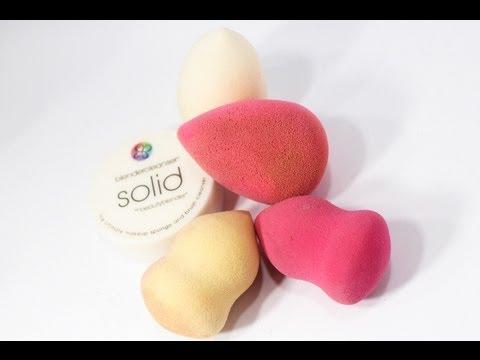 Resenha Beauty Blender: Aplicando Base com Esponjinha!