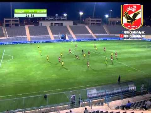 اهداف الاهلى - الجونه  13-0 كـأس مصر 2015 - عرب توداي