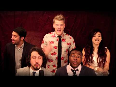 Pentatonix cover Justin Timberlake's 'Pusher Love Girl'