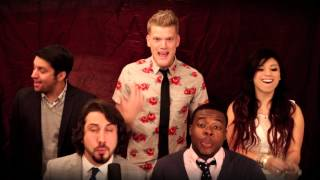 Pentatonix cover Justin Timberlake's 'Pusher Love Girl'