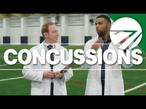 Dr. Golden Tate │ Lesson #3 │ Concussions