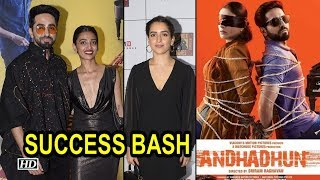 'AndhaDhun' Cast Celebrates SUCCESS| Earns 25 Crore So far - BOLLYWOODCOUNTRY
