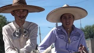 Coleaderos en San José del Alamito (Fresnillo, Zacatecas)