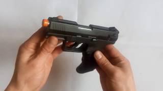 Шумовой пистолет carrera rs-34