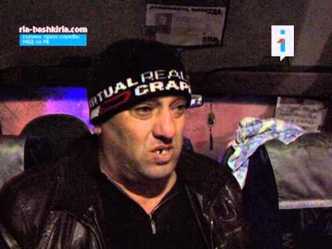 В Башкирии внедорожник врезался в микроавтобус