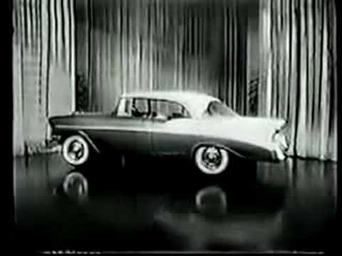 1956 Chevrolet TV Ad: The Future Right Now!