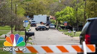 Watch live: Authorities hold briefing on Texas bomber case - NBCNEWS