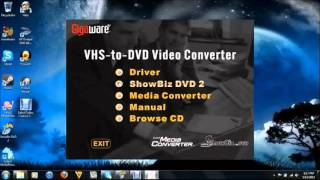 Gigaware Vhs To Dvd Converter Driver