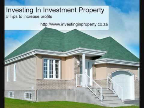 Investing In Investment Property – 5 Tips