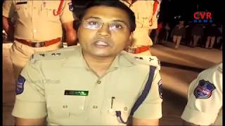 Police Cordon Search Operation In Rajendra Nagar | CVR News - CVRNEWSOFFICIAL