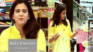 Nida Umerjee (Consumer) talks about shopping at