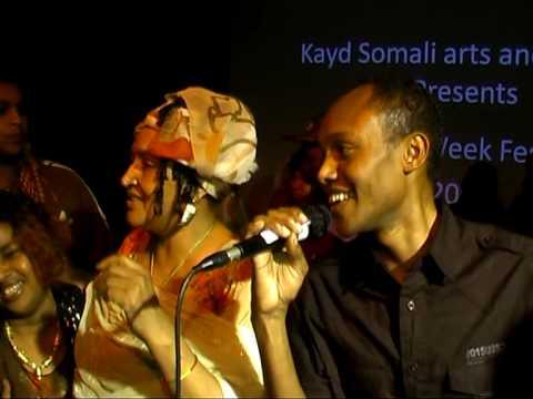 Mahamoud Amoore & Nimco Yassin Haburburin wacadkoo