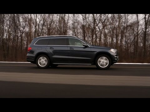 2013 Mercedes-Benz GL-Class quick take from Consumer Reports