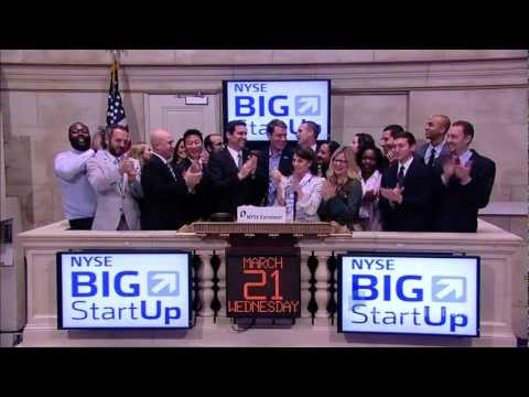 The NYSE Big StartUp rings the NYSE Closing Bell The NYSE Big StartUpSM, a nationwide jobs-growth initiative designed to connect young companies and entrepreneurs with corporate America, was launched today ...