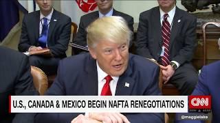 The challenge in renegotiating NAFTA - CNN