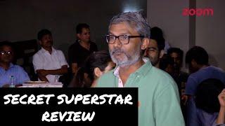 Secret Superstar REVIEW   Neeraj Pandey Talks On Aamir Khan's Movie - ZOOMDEKHO