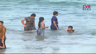 Hunge Tourist's Missing in Yarada Beach | Officers Negligence|Yarada Beach in Visakhapatnam|CVR NEWS - CVRNEWSOFFICIAL