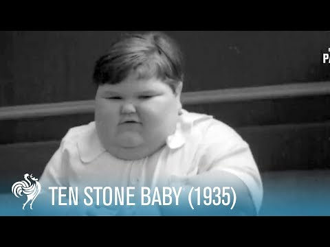 Pathe Video About Ten Stone Child