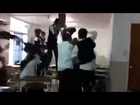 Harlem Shake Inces 'Seccion A'