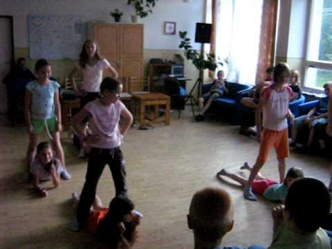 Prezentácia tanečného krúžku