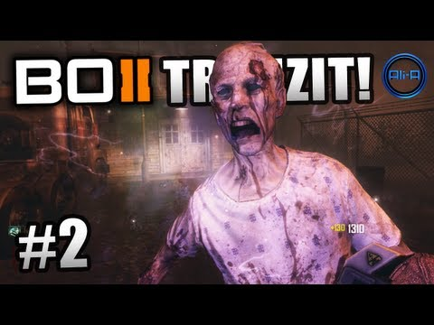 "BLACK OPS 2 Zombies Tranzit ! Ali-A LIVE ""Green Run"" Part 2! - Call of Duty: BO2 Zombies Gameplay"