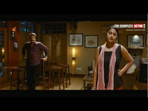 SPIRIT Malayalam Movie Song - Mazhakondu _ Mohanlal Kaniha HD