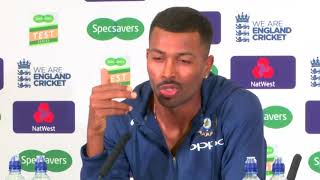 20 Aug, 2018 - Cricket: India in control after England collapse to Pandya - ANIINDIAFILE