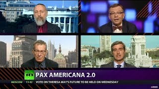 CrossTalk: Pax Americana 2.0 - RUSSIATODAY