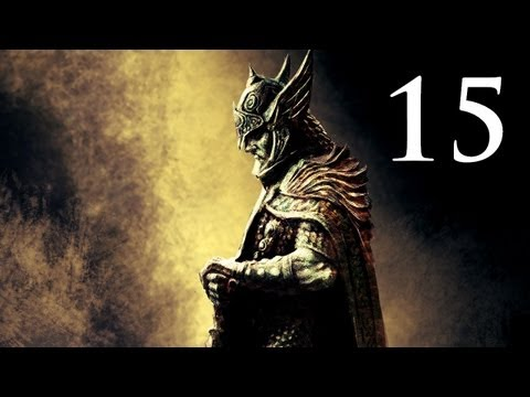Elder Scrolls V: Skyrim - Walkthrough - Part 15 - Word of Power (Skyrim Gameplay)