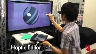 SIGGRAPH Asia 2012 : Emerging Technologies Preview Trailer