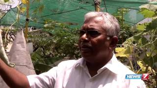 Poovali 21-03-2016 Roof top vegetable garden – NEWS 7 TAMIL Show