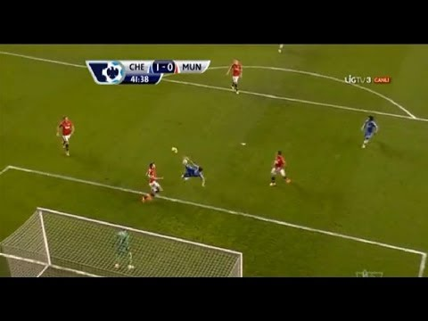 Chelsea vs MU 3-1 Highlights and Goals 19 January 2014 With ( Mourinho Interview )
