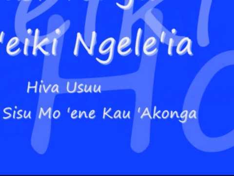 Hiva usu Siasi Tonga Hou'eiki Ngele'ia