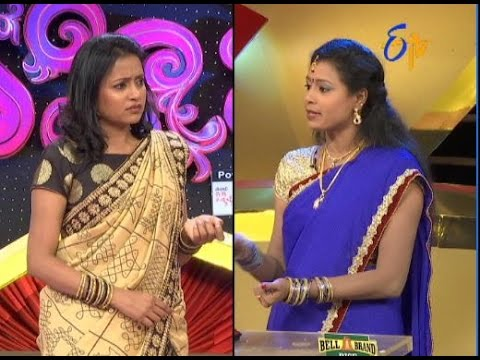 Star Mahila – 19th September 2016 – Full Episode - ETV Telugu | cinevedika.com