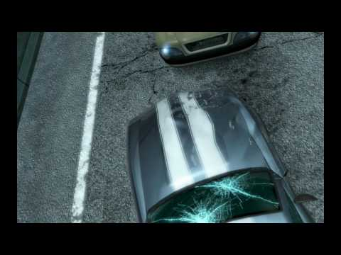 Burnout Paradise Crashes [HD]