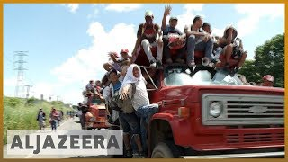 🇲🇽 Mexicans rally to migrant caravan, offering aid and support | Al Jazeera English - ALJAZEERAENGLISH