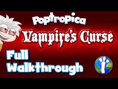  Poptropica Vampire s Curse FULL Walkthrough 
