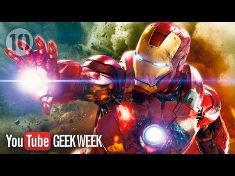10 Best Blockbuster Fan Parodies w/Brian Blessed – Geek Week cloned