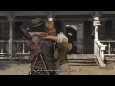 The Day I Died - John Marston Red Dead Redemption