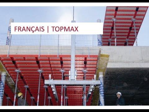 Français | TOPMAX Hünnebeck - première table de coffrage au monde en acier