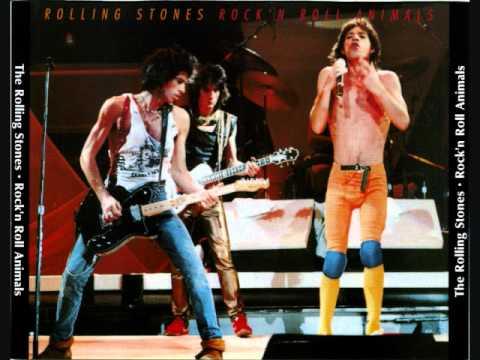 Rolling Stones - Live 1981 - Philadelphia (1)