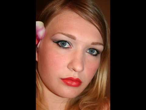 pin up eye makeup. pin up eye makeup. Watabou
