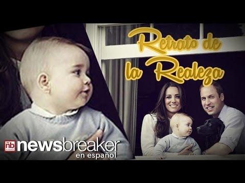 PRINCIPITO REAL: EL Duque y la Duquesa Presumen Nueva foto de su Familia