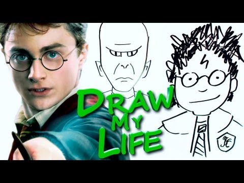 Draw My Life - Harry Potter