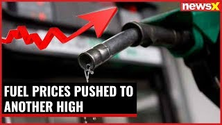Petrol and Diesel prices pushed to another high - NEWSXLIVE